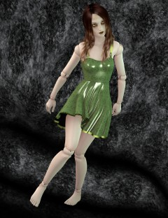 Ball Joint Doll for Genesis 2 Female(s)