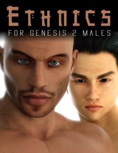 Ethnics for Genesis 2 Male(s)