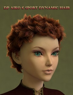DP Aiko 6 Sport Dynamic Hair