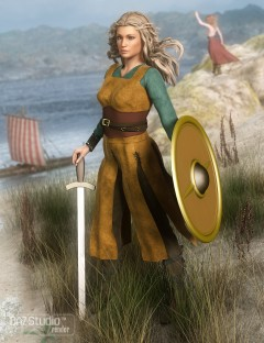 Shieldmaiden for Genesis Female(s)