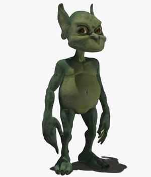 Grimtoon Goblin
