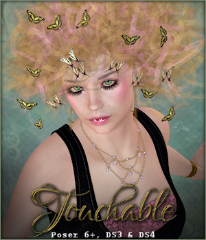Touchable Butterfly