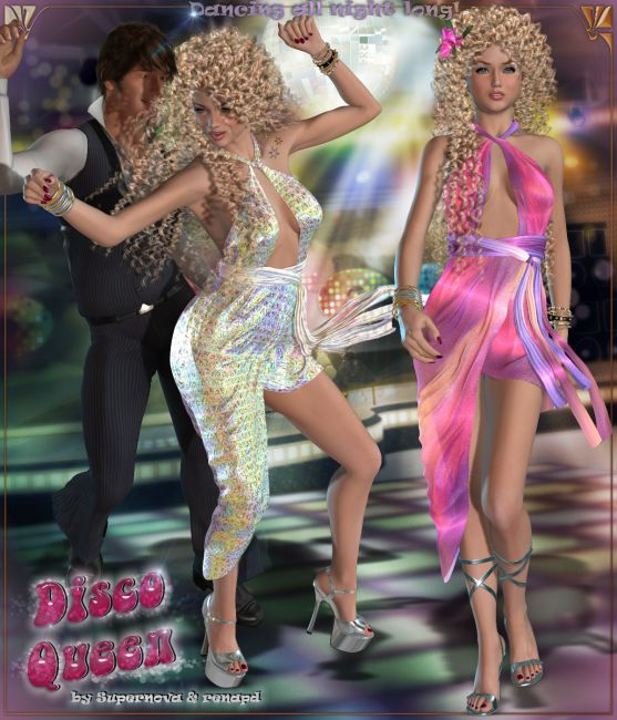 Disco-Queen V4/A4/S4/G4/Elite/GND4