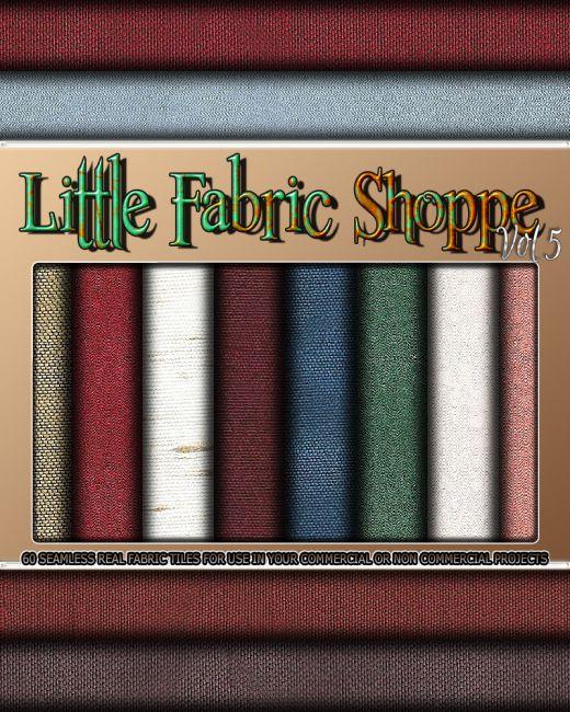 Little Fabric Shoppe Vol 5