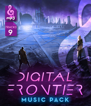 Digital Frontier Music Pack