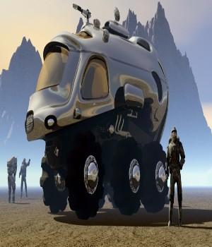 Q88 Martian Explorer
