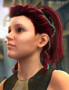Colors for Viking Female Hair