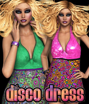 SWD_3DS Disco Dress