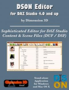 DSON Editor