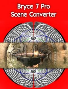 Bryce 7 Pro Scene Converter