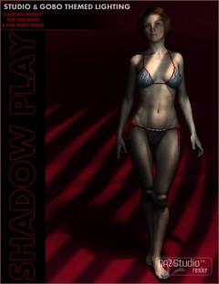 Shadow Play DAZ Studio Lights