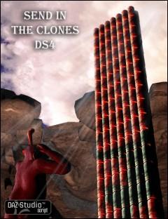 Send In The Clones DS4