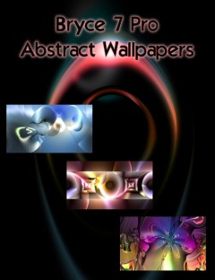 Bryce 7 Pro Abstract Wallpapers