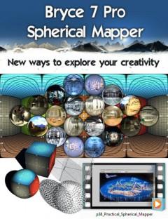Bryce 7 Pro Spherical Mapper