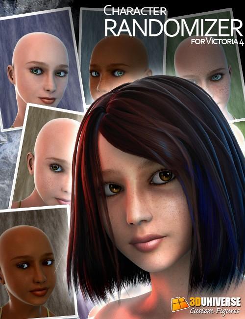 Character Randomizer for V4