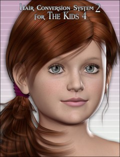 Hair Conversion System II for Kids 4