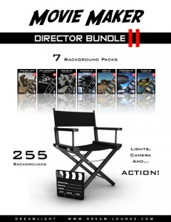 Movie Maker Director Bundle 2