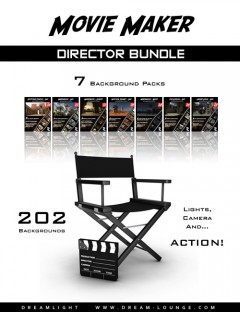 Movie Maker Director Bundle