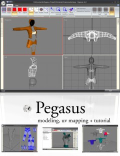 Pegasus Modeler
