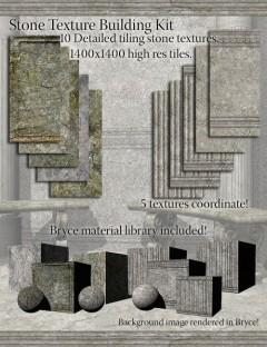Stone Texture Building Kit