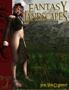 Fantasy Landscapes Mega Pack For Vue D Esprit