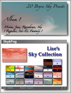 Lise's Sky Collection Album 1