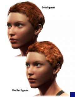 UberHair Shader Upgrade for UberSurface
