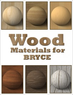 Wood Materials for Bryce