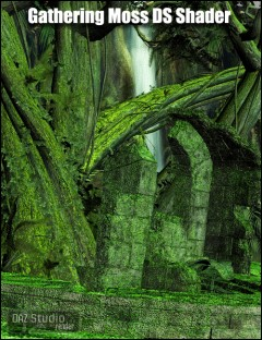 Gathering Moss DS Shader