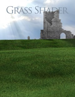 Grass Shader for DAZ Studio