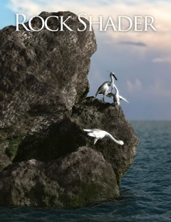 Rock Shader for DAZ Studio