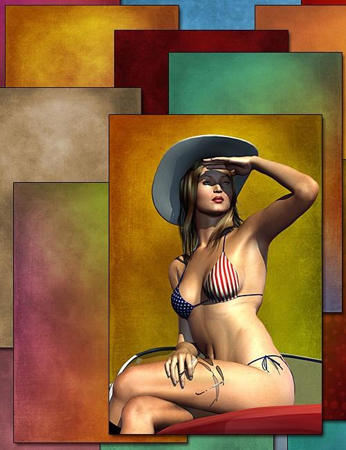 Portrait Artists Backgrounds