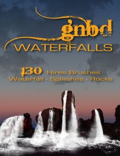 GNBD Waterfalls Brushes