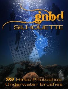 GNBD Underwater Brushes