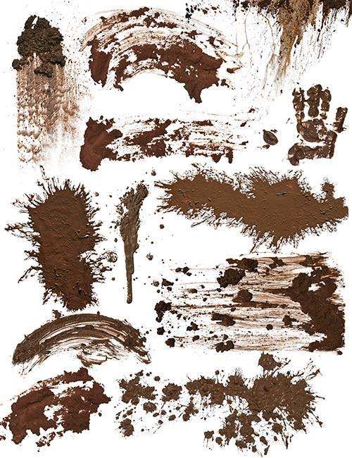 Dirt | Adobe Photoshop Elements Brushes Photoshop ...