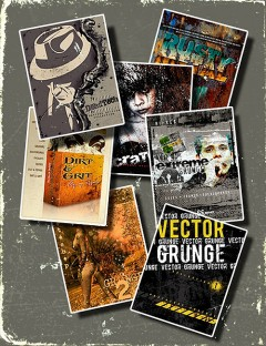 Ron's Grunge Bundle