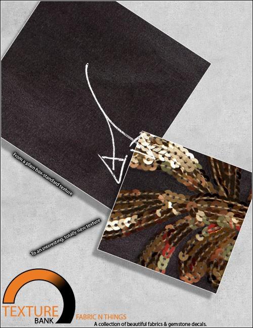 Texture Bank Vol 6 Fabric N Things