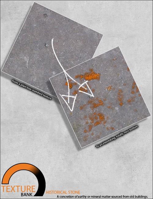 Texture Bank Vol 5 Historic Stone