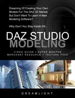 DAZ Studio Modeling
