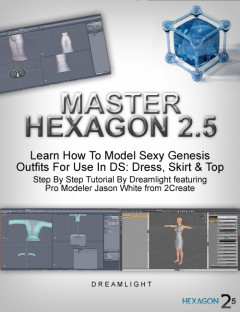 Master Hexagon- Sexy Genesis Outfits
