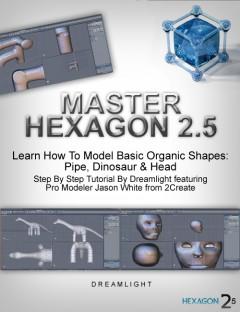 Master Hexagon- Organic Modeling Basics