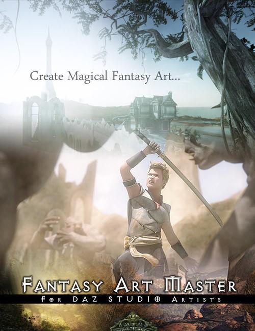 Fantasy Art Master - Create Magical DS Fantasy Art
