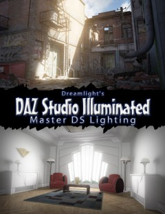 DAZ Studio Illuminated - Master DS Lighting