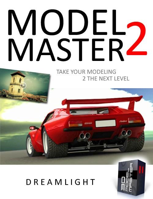 3D Model Master 2 - Go Pro