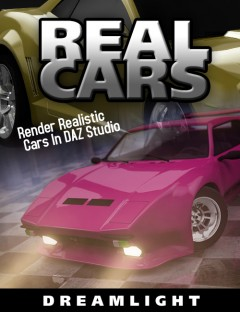 Real Cars - Render Realistic Cars In DS