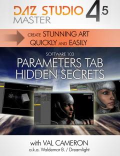 1.3 Great Art Now- Parameters Tab Hidden Secrets