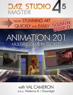 8.2 Great Art Now - Animation 201 - Multiple Camera Secrets
