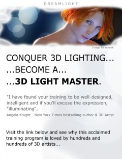 3D Light Master: Conquer Lighting Now