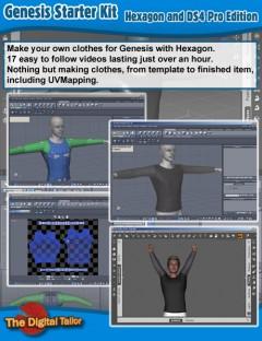 Genesis Starter Kit