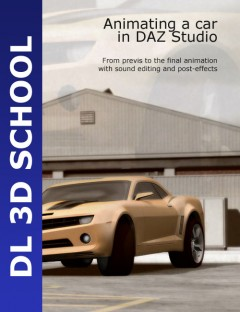 Dreamlight 3D School Animating a car in DS